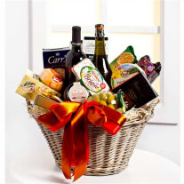 Luxurious Gourmet Gift Basket (no alcohol)