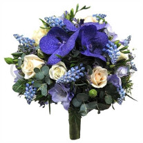 "Bouquet ""Blue-Eyed Girl"""